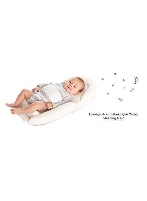 Pufy Baby Supreme Sleep Plus - Ortopedik Ebeveyn Arası Yatak Beyaz
